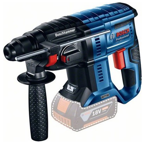 Bosch 18V GBH 180-Li BRUSHLESS SDS-PLUS ROTARY HAMMER SOLO Unit without Battery/Charger