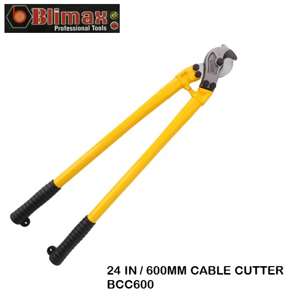 BLIMAX 24IN / 600MM CABLE CUTTER (INDUSTRIAL GRADE)
