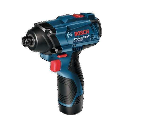 BOSCH 12V GSR 120 + GDR 120 COMBO SET WITH 2 BATTERY AND CHARGER