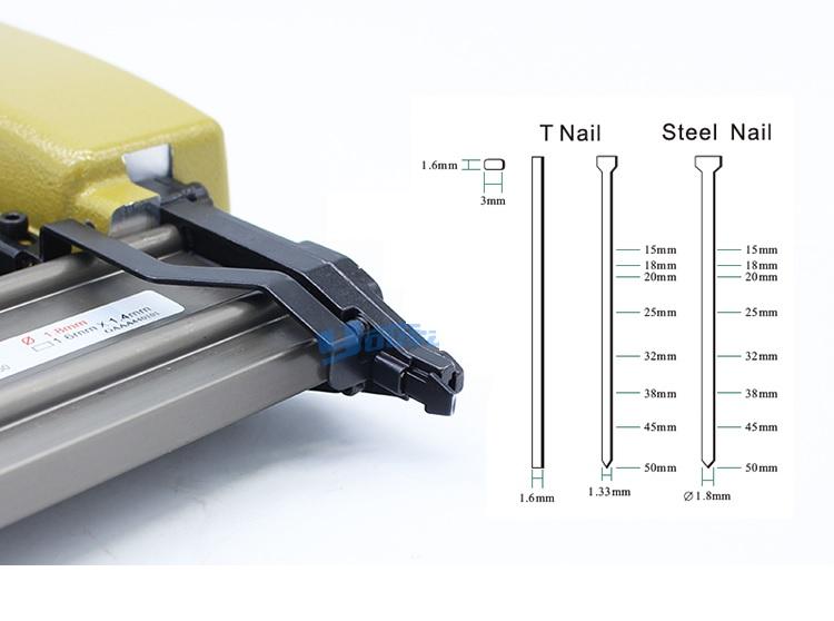 MEITE FST50 T-Type Industrial Pneumatic Stapler