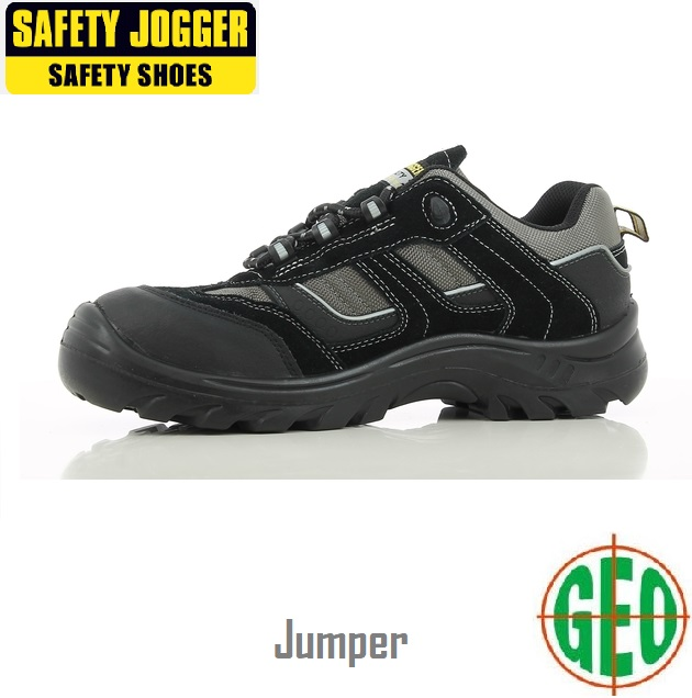 58061651e Safety Jogger Jumper Low Cut Metal Free Safety Shoe Size 38-46 Kasut ...