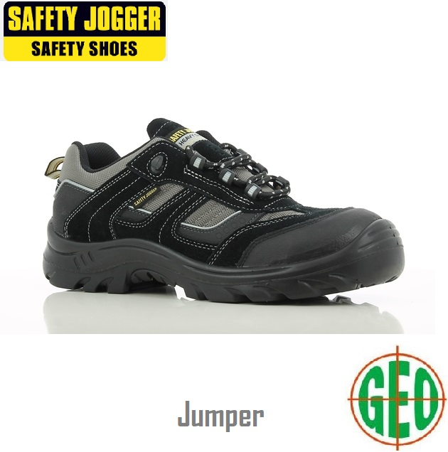 8209d338e Safety Jogger Jumper Low Cut Metal Free Safety Shoe Size 38-46 ...