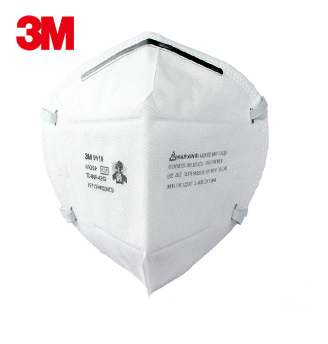 3M 9010 N95 Particulate Respirator (Individual Pack)