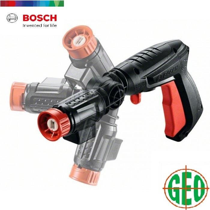 BOSCH 360° GUN WITH DETERGENT CONTAINER FOR AQUATAK