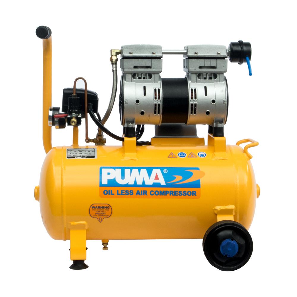 Oil Free Air Compressor >> Puma We125 Oil Less Air Compressor 1hp With Factory Test Certificate